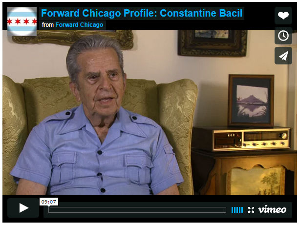 Constantine Bacil: Living in the Moment, Honoring the Past