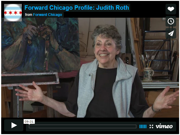 Judith Roth: Connecting Artists andHistory