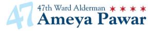 47th Ward Alderman Ameya Pawar