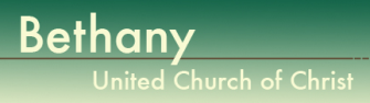 Bethany United Church of Christ