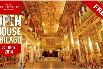 Open House Chicago Opens Doors to Architectural Wonders