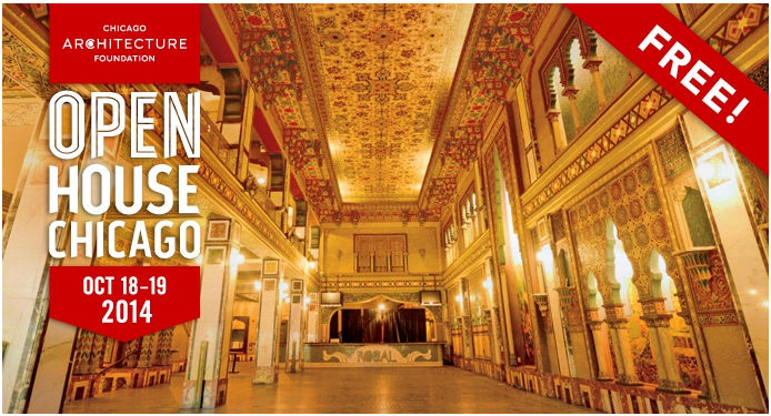 Open House Chicago: Oct. 18-19