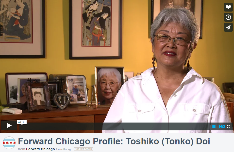 Toshiko (Tonko) Doi: Building a Better Community Through Service andConnections