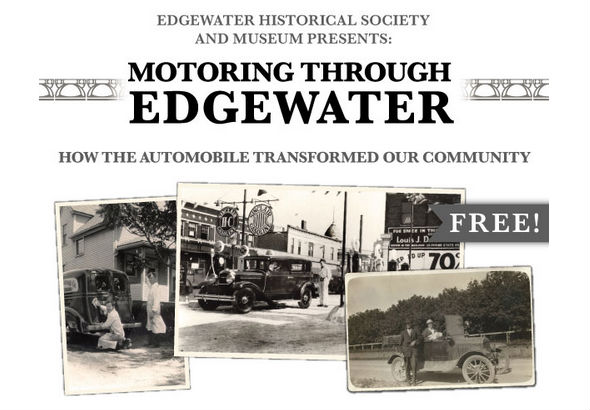 motoring through edgewater exhibit