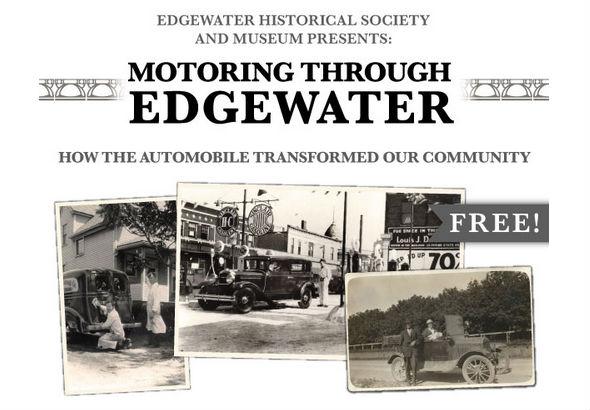 motoring through edgewater exhibit