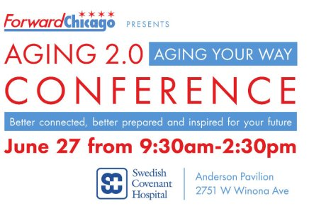 Aging 2.0 Conference: Aging Your Way