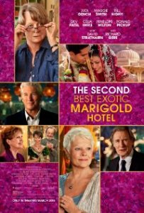 second best marigold hotel