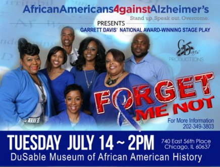 "Get Tickets for ""Forget Me Not"" – DuSable Museum of African American History"