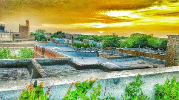 View from Mariano's rooftop by Matt Altstiel