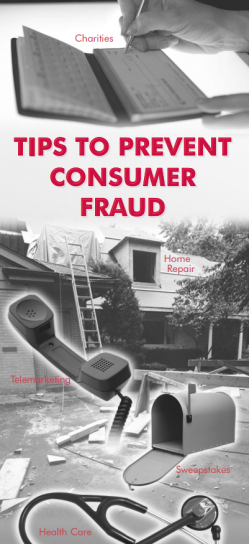 how to prevent consumer fraud vertical