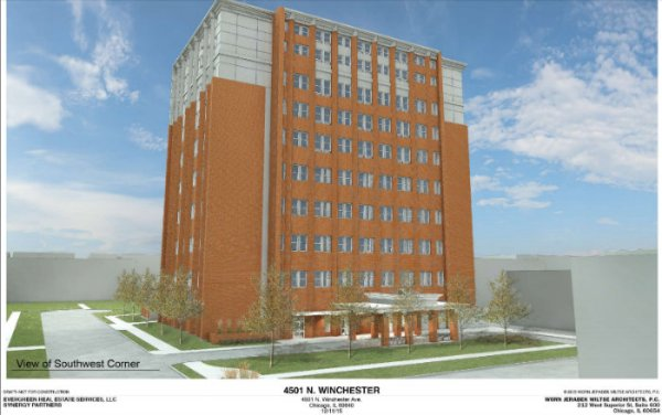 4501 winchester site plans