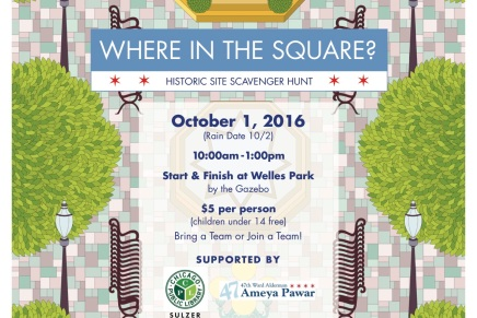 Where in the Square? Our Historic Scavenger Hunt! Oct 1st10am