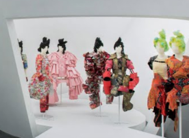 Virtually Artistic – The Metropolitan Museum of Art, New York – FashionEdition