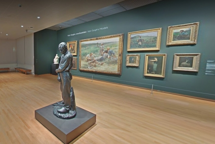 Virtually Artistic – Van Gogh Museum in Amsterdam, Holland